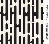 vector seamless pattern. modern ... | Shutterstock .eps vector #466617662