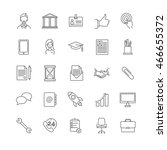 vector resume icons set - Free Resume Icons
