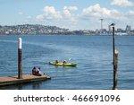 Seattle  Usa July 14  2016 ...
