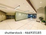 modern lobby  hallway  plaza of ... | Shutterstock . vector #466935185