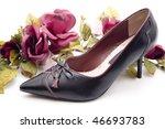 lady shoe | Shutterstock . vector #46693783