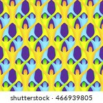 sport background  seamless... | Shutterstock .eps vector #466939805