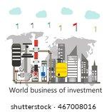 oil  gas  industry ...   Shutterstock .eps vector #467008016
