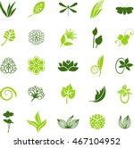 organic series | Shutterstock .eps vector #467104952