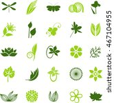 organic series | Shutterstock .eps vector #467104955