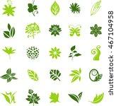 organic series | Shutterstock .eps vector #467104958