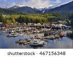 Boat Marina In Ketchikan ...