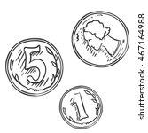 Vector Sketch Coins