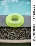 Green Colorful Ring Pool For...