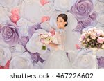 wedding. wedding day. paper... | Shutterstock . vector #467226602