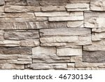 classic travertine stone... | Shutterstock . vector #46730134