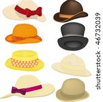 Complete Set Of Hats ...