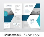 business presentation with...   Shutterstock .eps vector #467347772