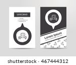 carriage doodle   Shutterstock .eps vector #467444312