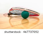 Racquetball Equipment...