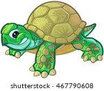 vector cartoon clip art... | Shutterstock .eps vector #467790608