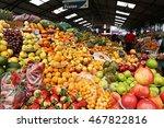 riobamba  ecuador   july 31 ... | Shutterstock . vector #467822816