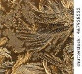 ice frozen water texture... | Shutterstock . vector #467938532