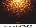 abstract bright golden shimmer... | Shutterstock .eps vector #467944922