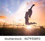 mental health concept ... | Shutterstock . vector #467950892