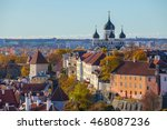 Toompea Hill With Tower Russia...