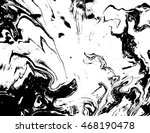 black and white abstract... | Shutterstock . vector #468190478