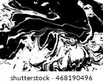 black and white abstract... | Shutterstock . vector #468190496