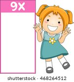 illustration of a... | Shutterstock .eps vector #468264512