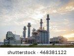 electricity power industry   Shutterstock . vector #468381122