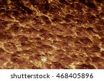 abstract patterned gold surface ... | Shutterstock . vector #468405896
