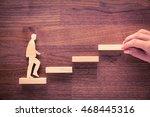 personal development  personal... | Shutterstock . vector #468445316