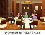 a vector illustration of... | Shutterstock .eps vector #468467186