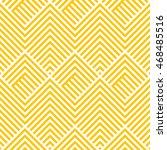 pattern stripe seamless orange... | Shutterstock .eps vector #468485516