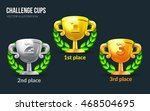 challenge cups set. applicable...
