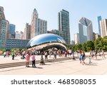 Chicago  Illinois  Usa   Augus...