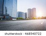 modern buildings | Shutterstock . vector #468540722