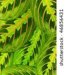 drops  water  leaves | Shutterstock . vector #46856431