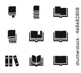 book vector icons. simple...