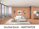 fictitious 3d rendering showing ... | Shutterstock . vector #468706928