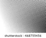 blue brain icon reflected on...   Shutterstock . vector #468755456