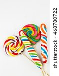 colorful candies | Shutterstock . vector #468780722