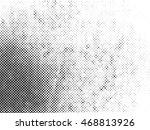 grunge halftone background.... | Shutterstock .eps vector #468813926