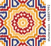 seamless geometric pattern ... | Shutterstock .eps vector #468897992