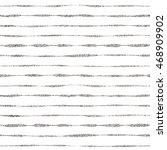 silver striped seamless pattern ... | Shutterstock .eps vector #468909902