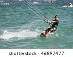 tarifa   july 5  participants... | Shutterstock . vector #46897477