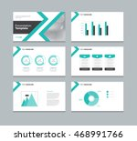 page layout design template for ... | Shutterstock .eps vector #468991766
