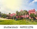dhaka bangladesh ahsan manzil | Shutterstock . vector #469011296