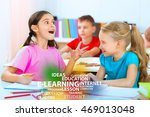 student. | Shutterstock . vector #469013048