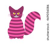 Cheshire Cat. Magic Animal Wit...