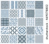 graphic ornamental tiles... | Shutterstock .eps vector #469078802